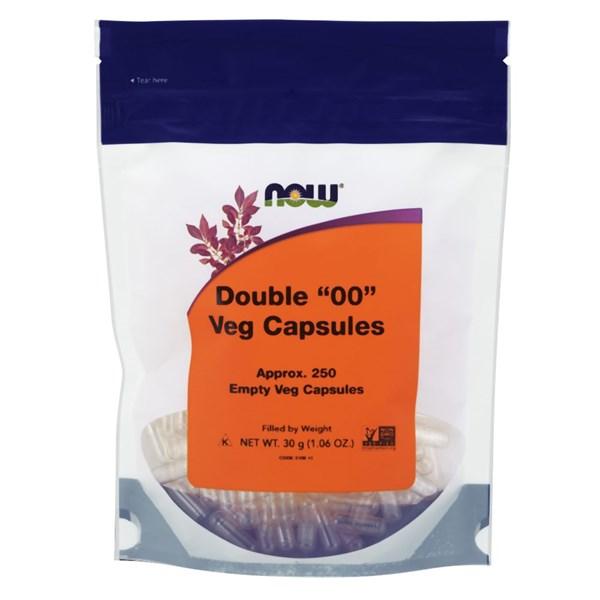 Empty Vegetarian Capsules 250 Veg Caps by Now Foods