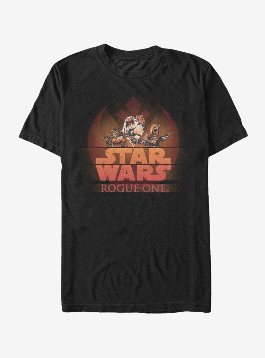 Star Wars Alien Rebel Heroes T-Shirt