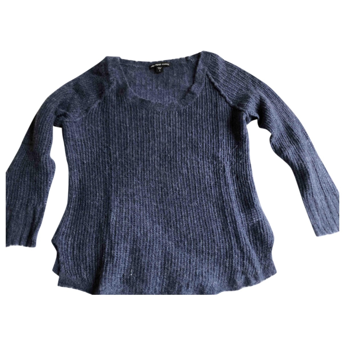James Perse \N Blue Cashmere Knitwear for Women 1 US
