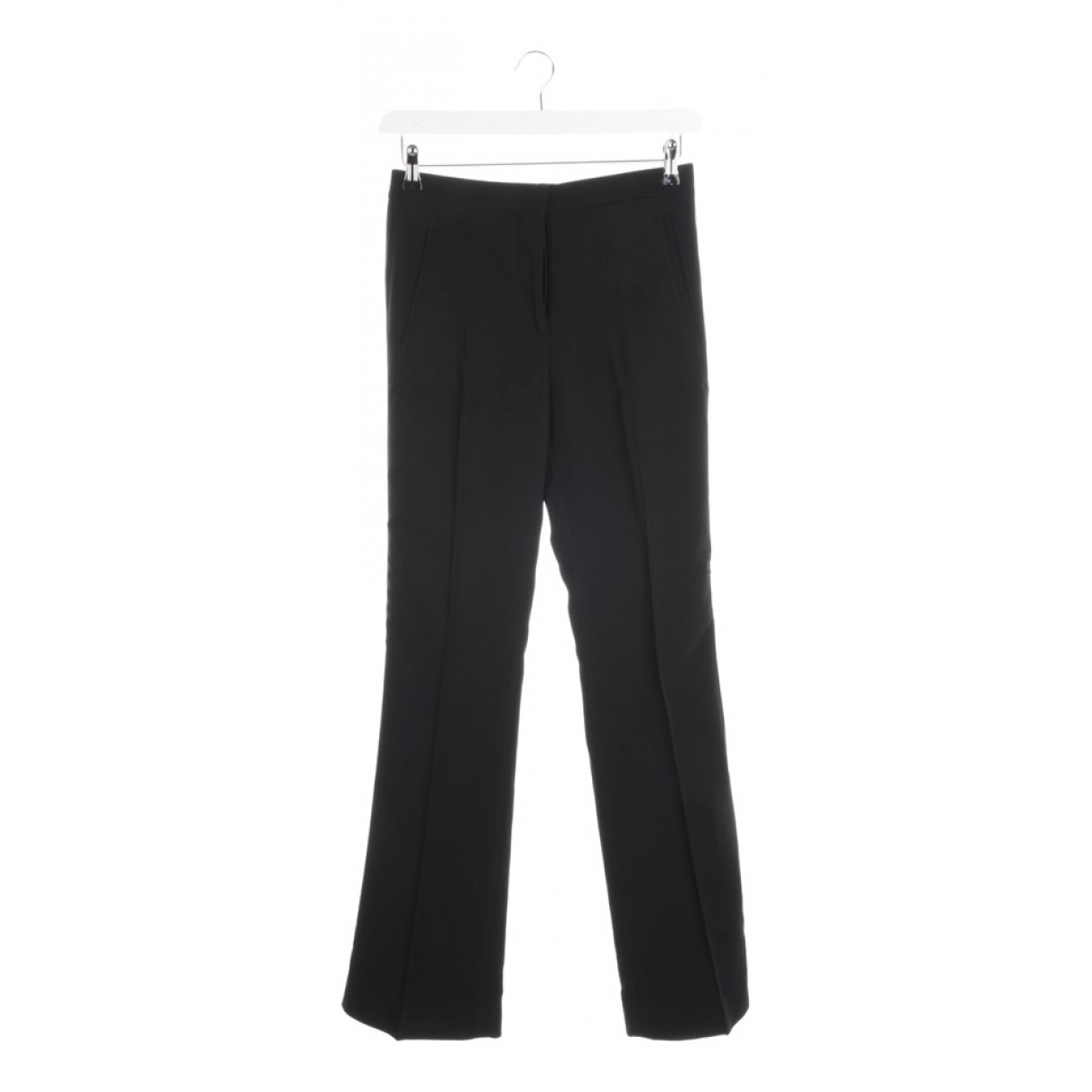 Givenchy \N Black Trousers for Women 36 FR