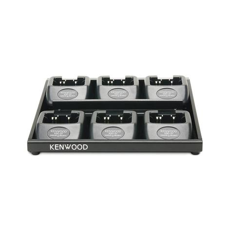 Kenwood Six Unit Charger Adapter for Ksc-35Sk Li-Ion Single Unit Charger