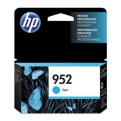 HP 952 L0S49AN cartouche d'encre originale cyan