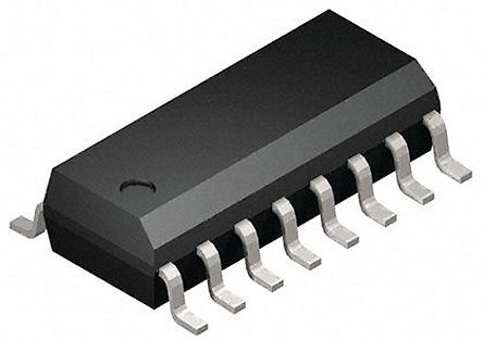 STMicroelectronics VNH7070ASTR Motor Driver IC 16-Pin, SOIC (2)
