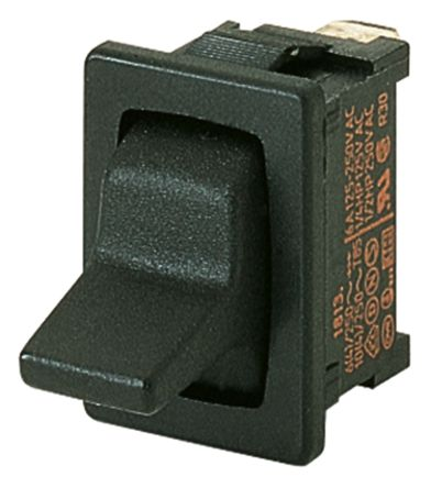 Marquardt SPDT Toggle Switch, On-Off-(On), IP40, Panel Mount