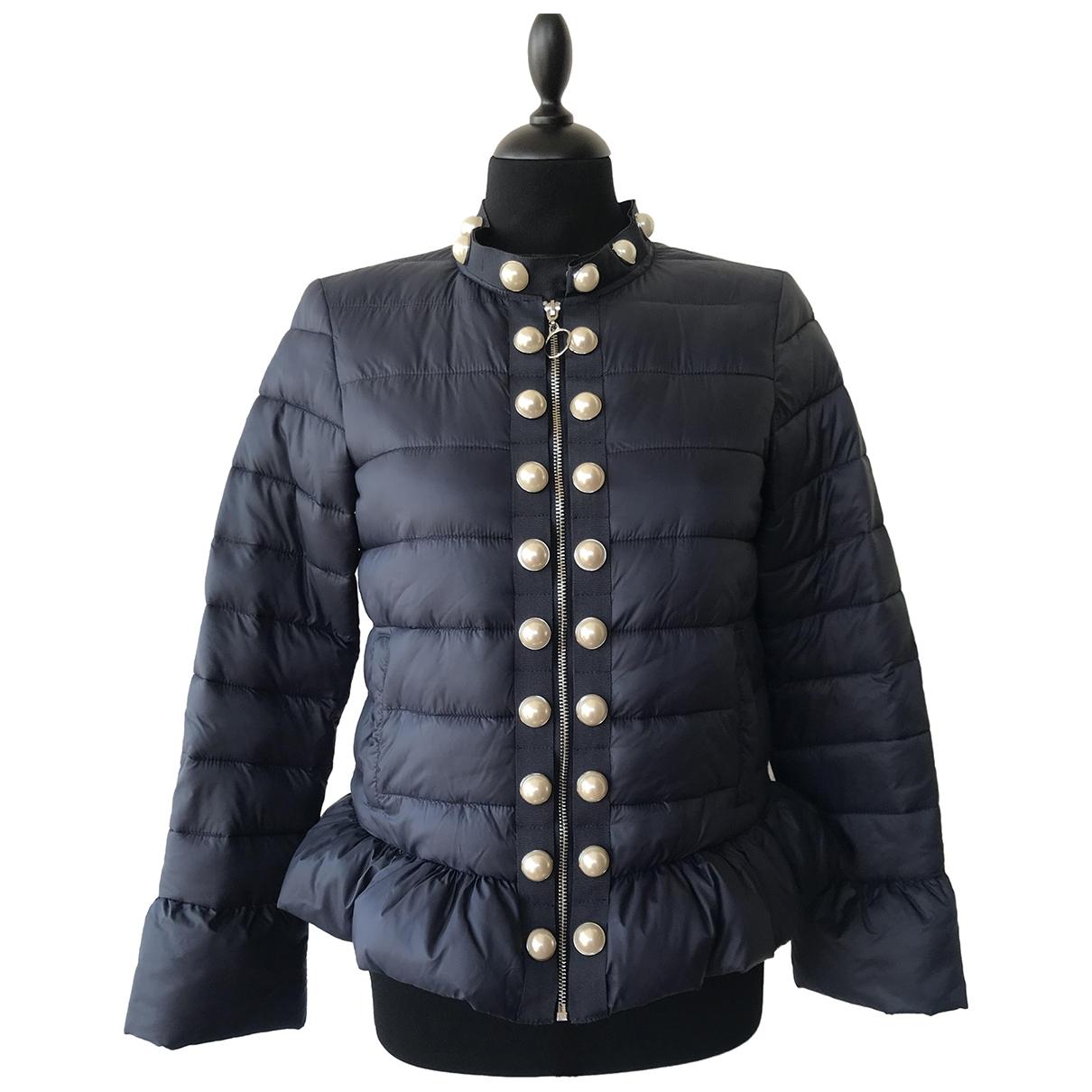 Twin Set \N Blue coat for Women 42 IT