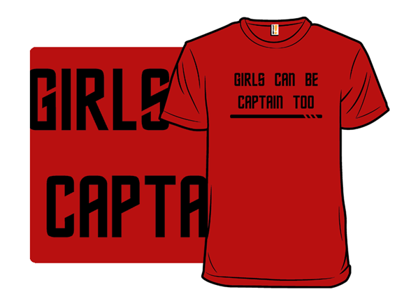 Mission To Be Captain T Shirt