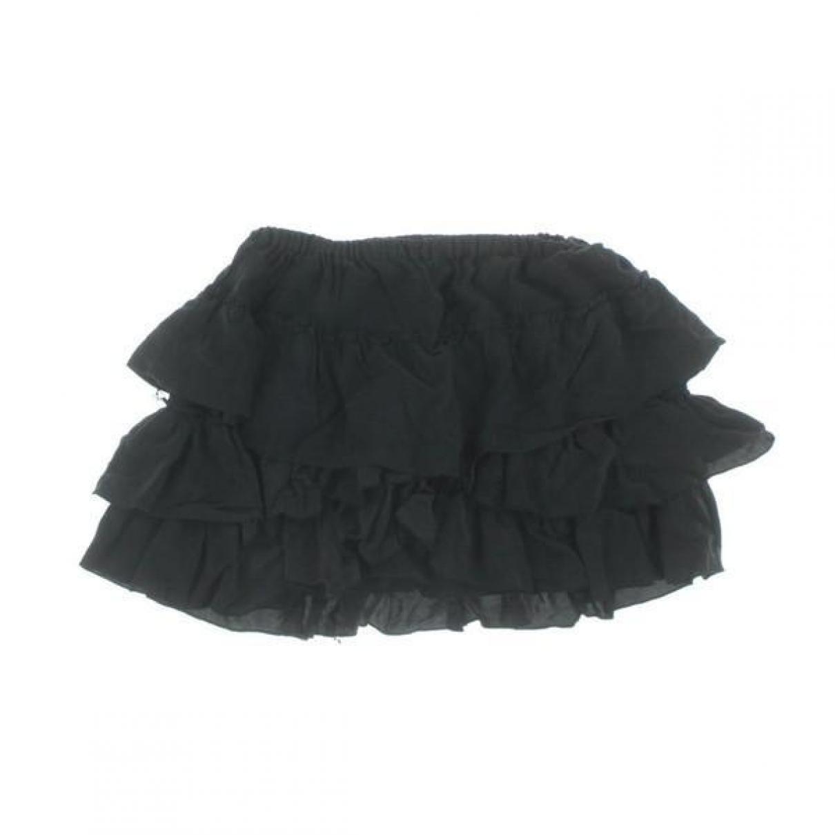 Isabel Marant \N Black Silk skirt for Women 2 US