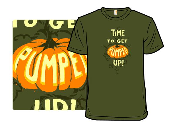 Pumped T Shirt