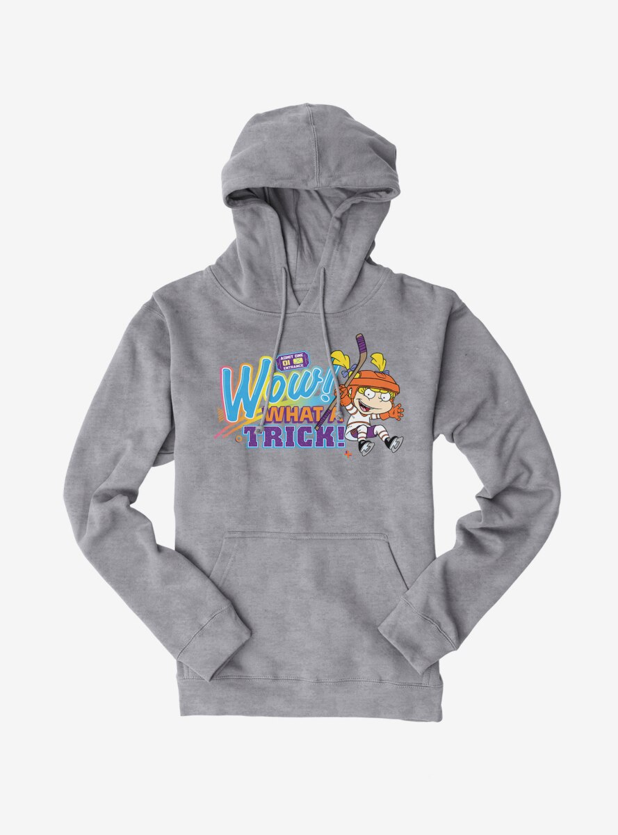 Rugrats Angelica Wow What A Trick Hoodie