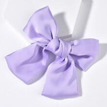Plain Bow Hair Clip