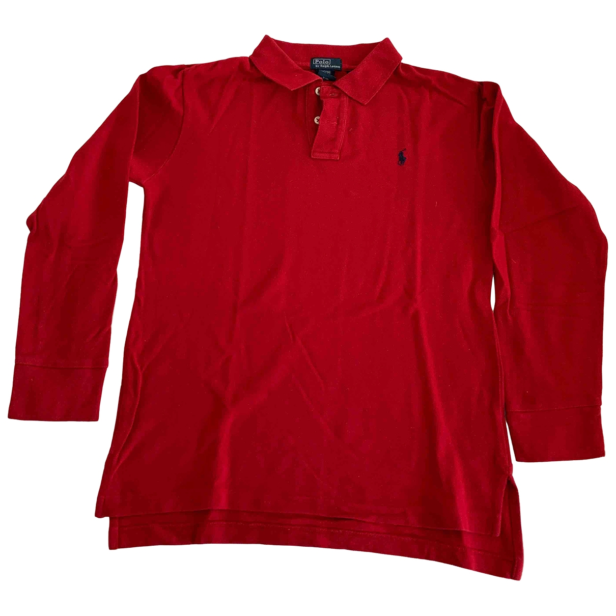 Polo Ralph Lauren \N Red Cotton  top for Kids 14 years - S FR