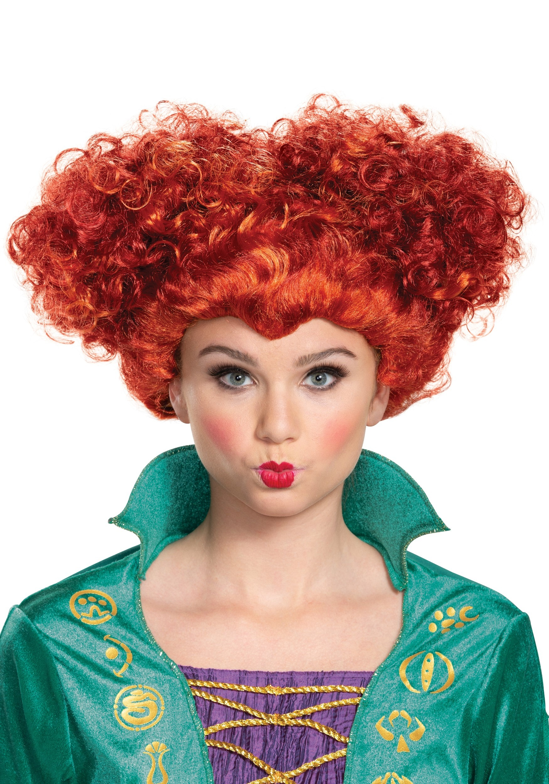 Hocus Pocus Deluxe Wini Wig for Adults