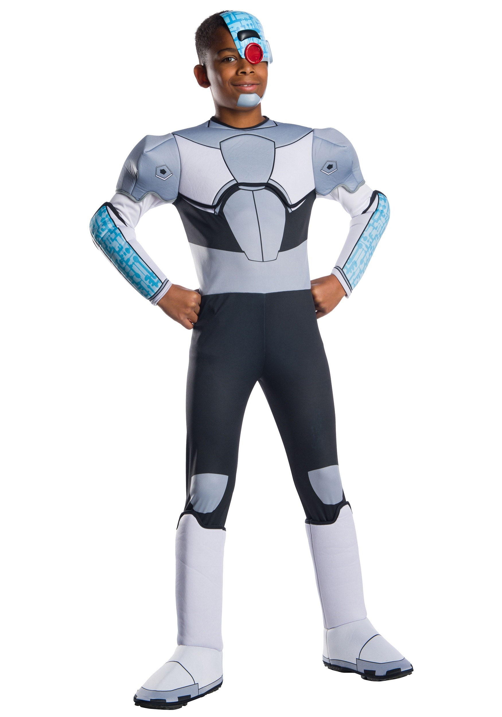 Teen Titans Cyborg Costume for a Child