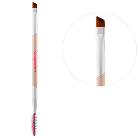 beautyblender The Player 3-Way Brow Brush, One Size , Multiple Colors