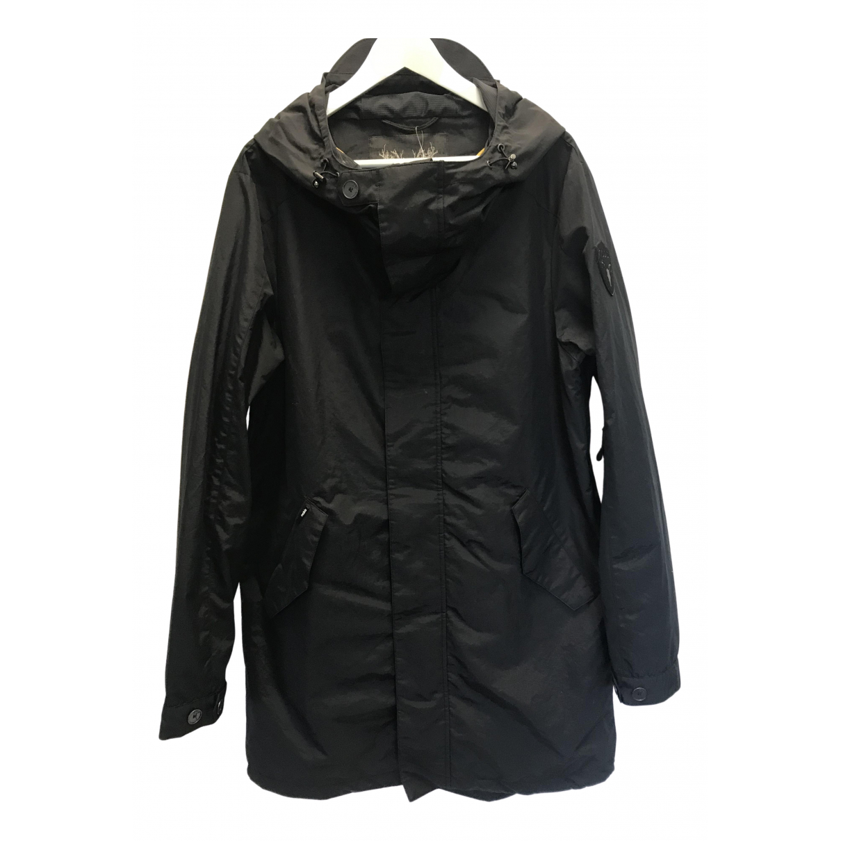 Nobis \N Black coat  for Men L International