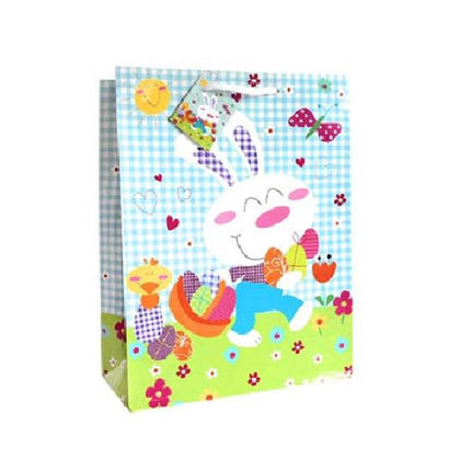 Easter Gift Bag Large Matte Finish 13