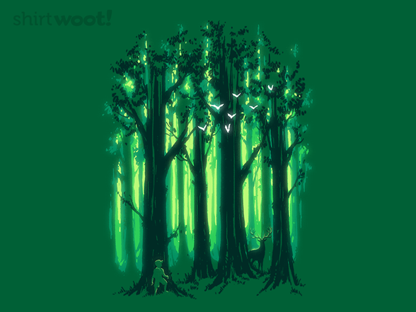 Forests For The Trees T Shirt