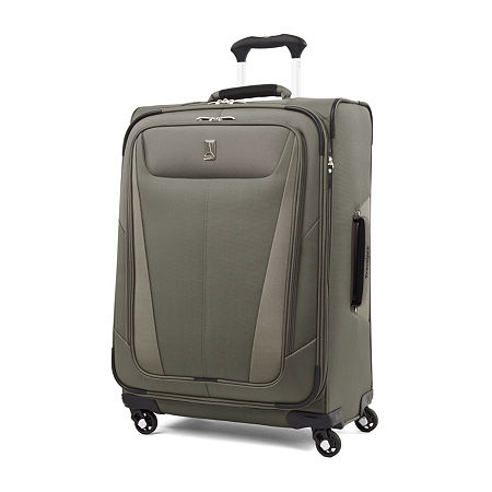 Travelpro Maxlite 5 25 Inch Lightweight Luggage, One Size , Green