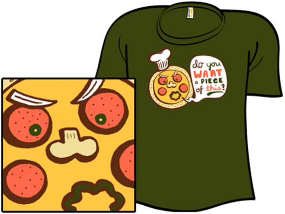 Spicy Meal T Shirt