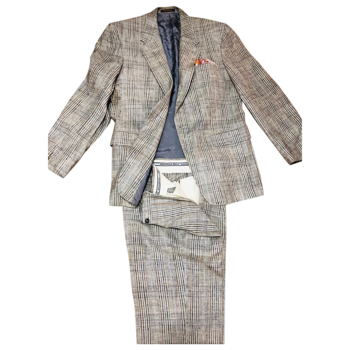 Dior \N Beige Suits for Men M International