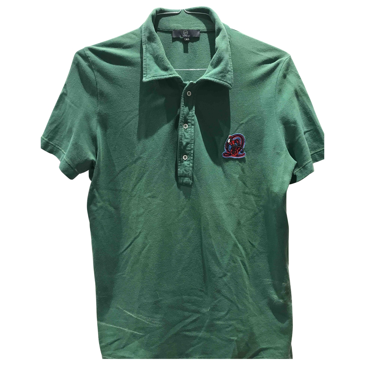 Mcq \N Green Cotton Polo shirts for Men S International