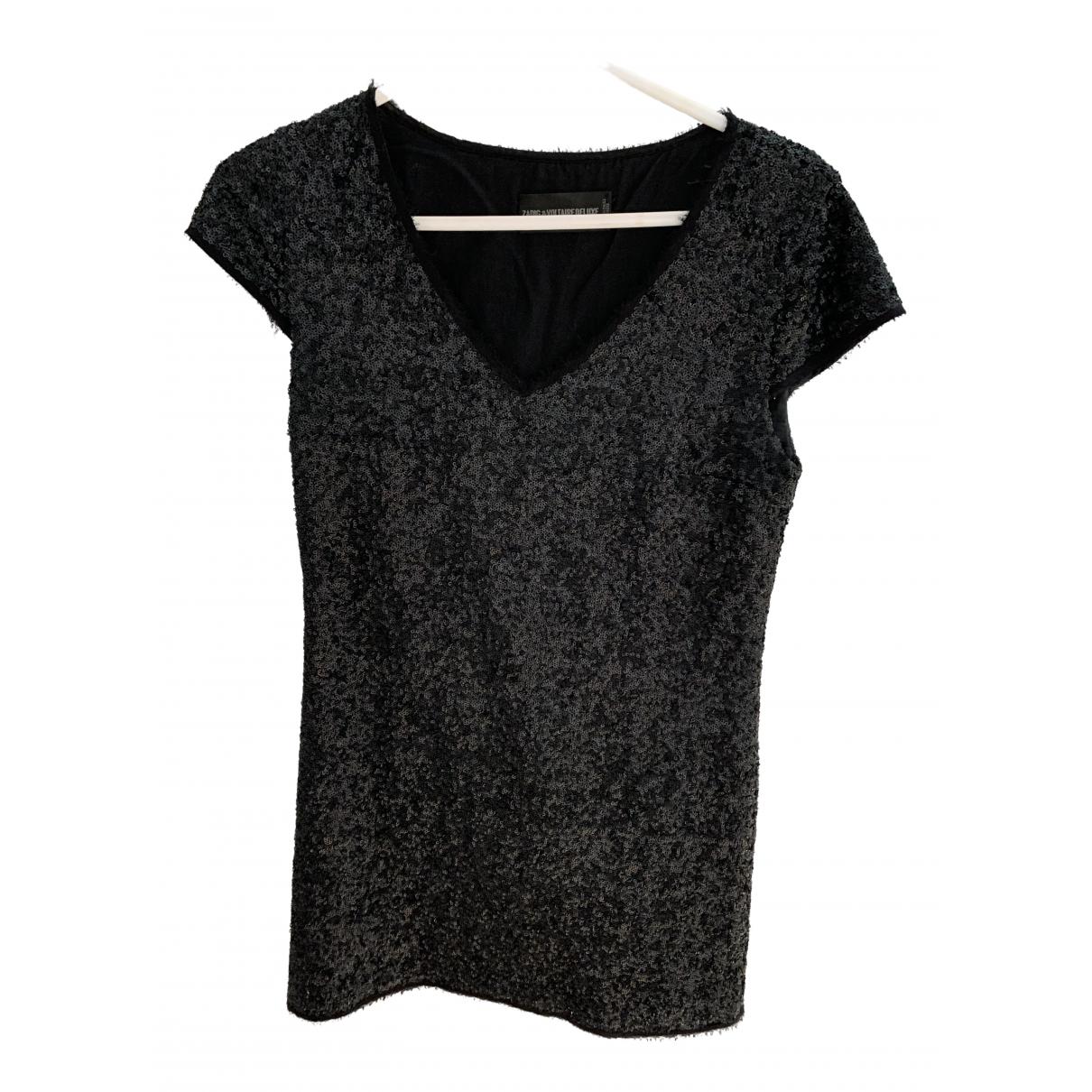 Zadig & Voltaire \N Black Glitter dress for Women S International