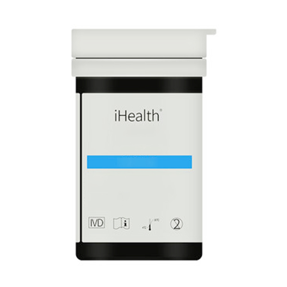 50PCS iHealth EGS-2003 Blood Glucose Test Strip