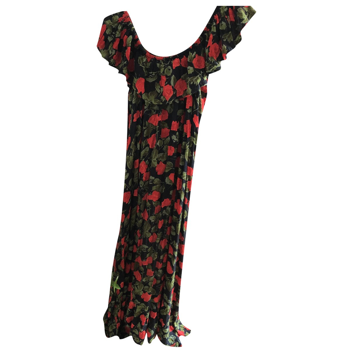 Non Signé / Unsigned \N Red dress for Women One Size International