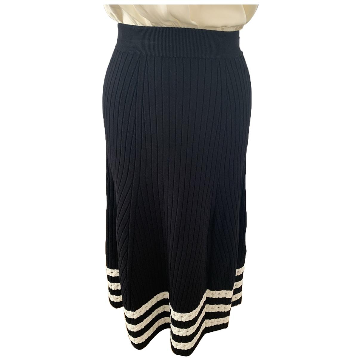 Alexander Mcqueen \N Black skirt for Women M International