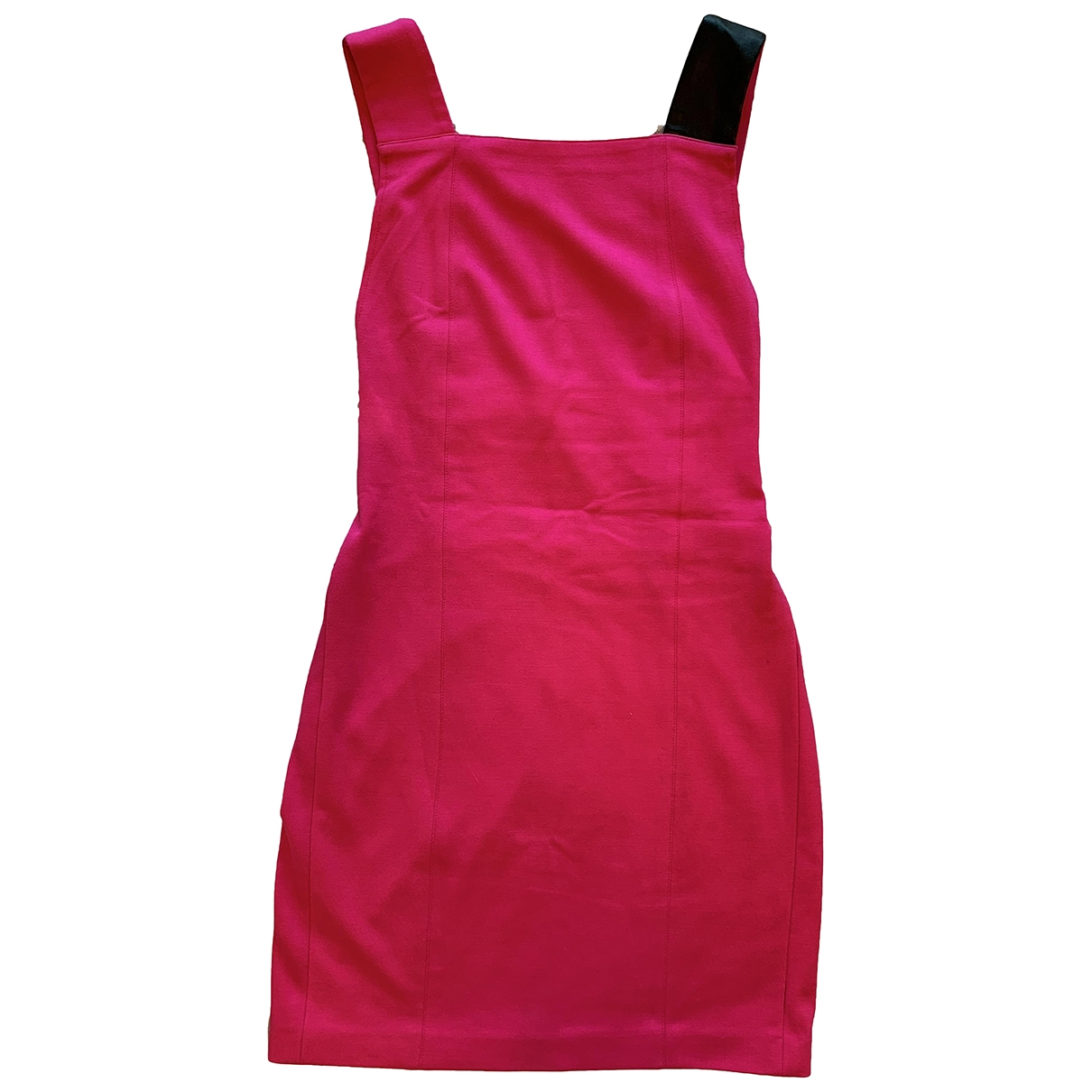 Fausto Puglisi \N Pink Cotton dress for Women S International