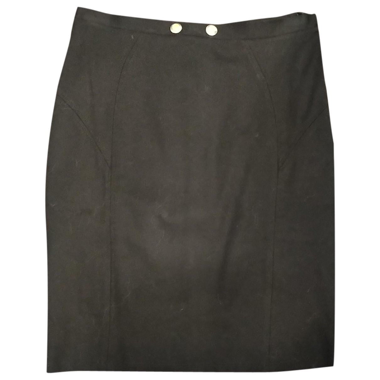 Versace \N Black skirt for Women 36 FR