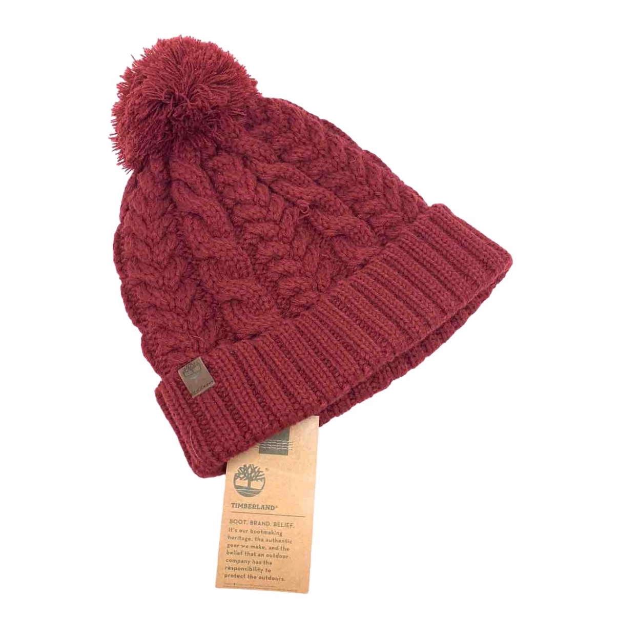 Timberland \N Red Wool hat & pull on hat for Men M International