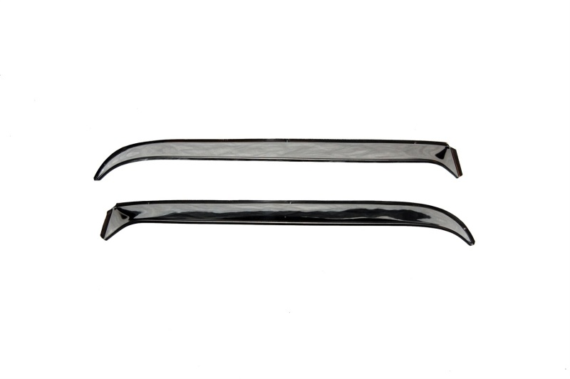 AVS 12064 Ventshade Window Deflectors 2pc - Stainless Ford Bronco 1978-1979