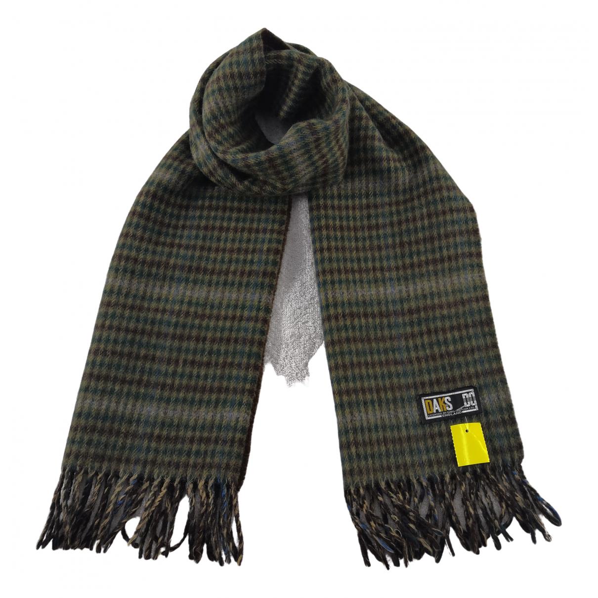 Daks \N Wool scarf & pocket squares for Men \N