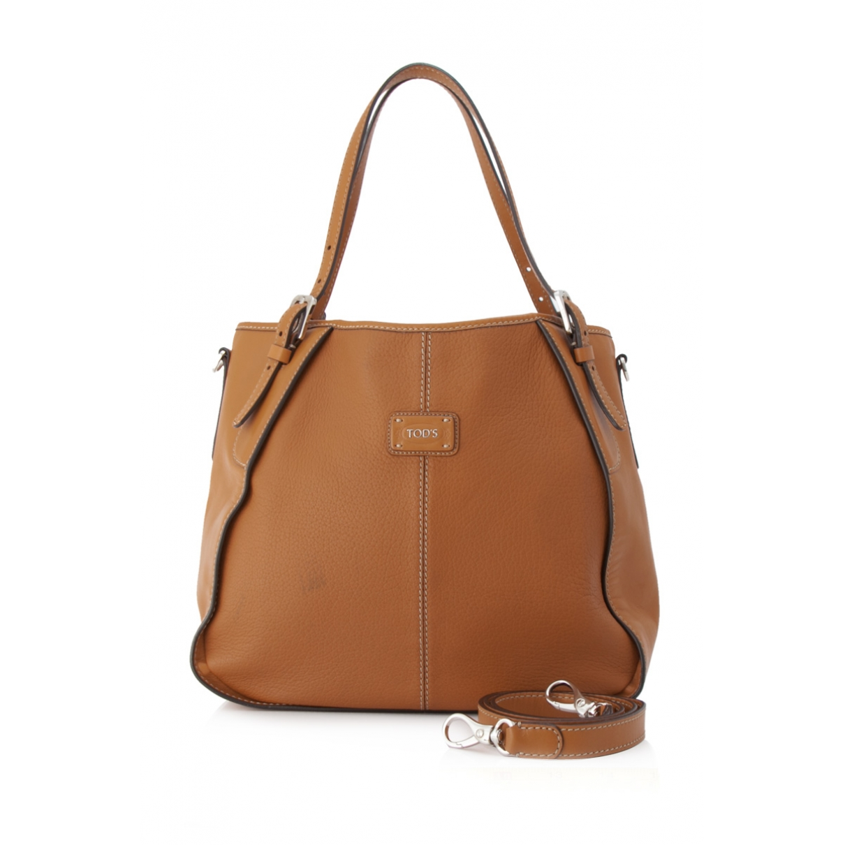 Tod's \N Brown Leather handbag for Women \N