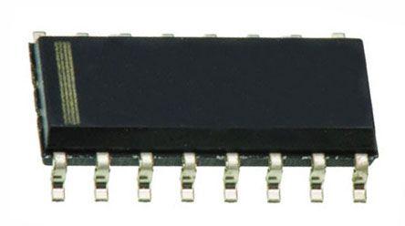Texas Instruments SN75LBC173D, Quad-RX Line Receiver, RS-485, RS-422, V.11, 5 V, 16-Pin SOIC (5)