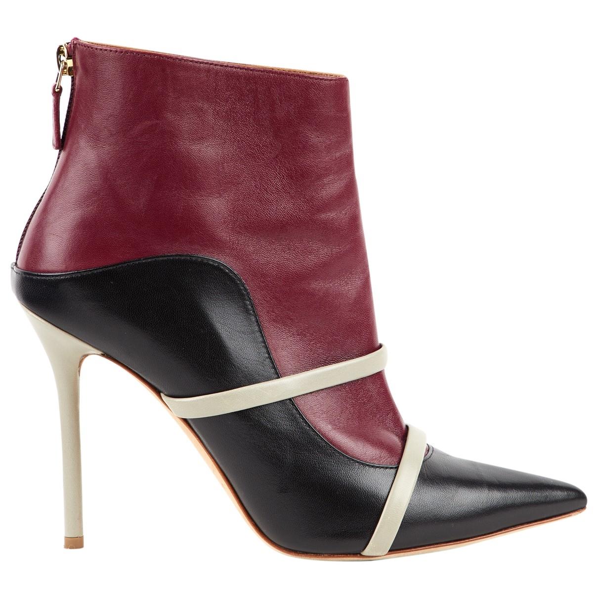 Malone Souliers \N Multicolour Leather Heels for Women 39 EU