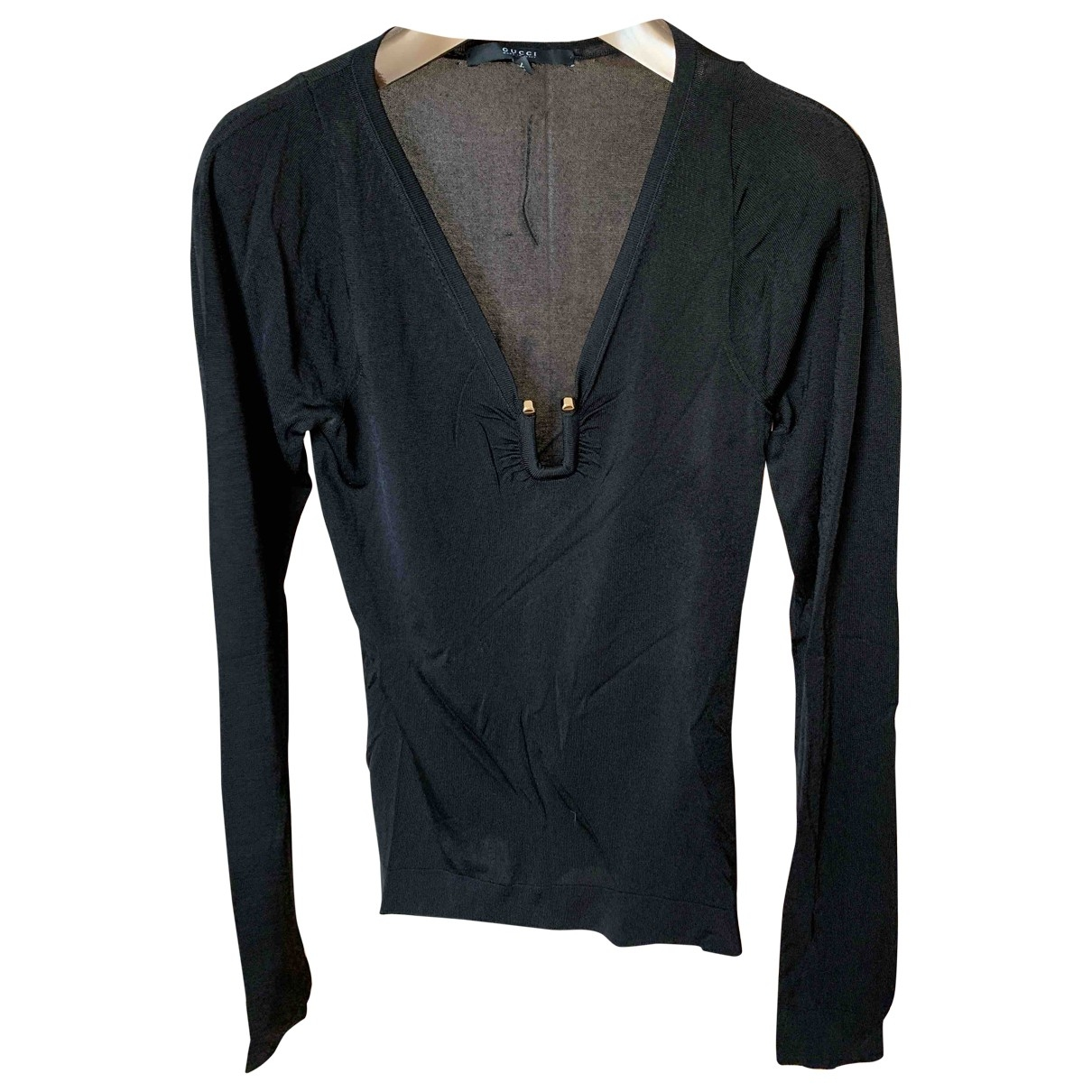 Gucci \N Black  top for Women XS International
