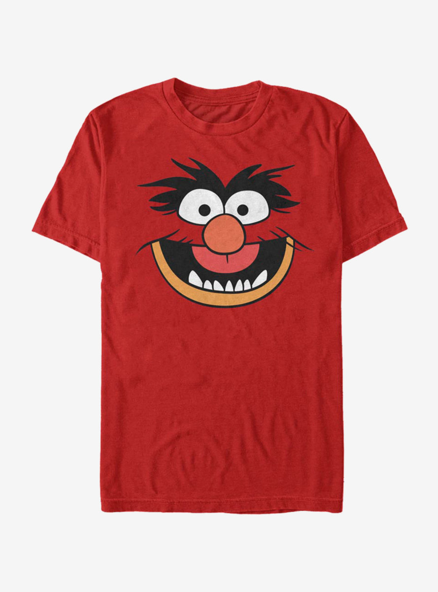 Disney The Muppets Animal Costume Tee T-Shirt
