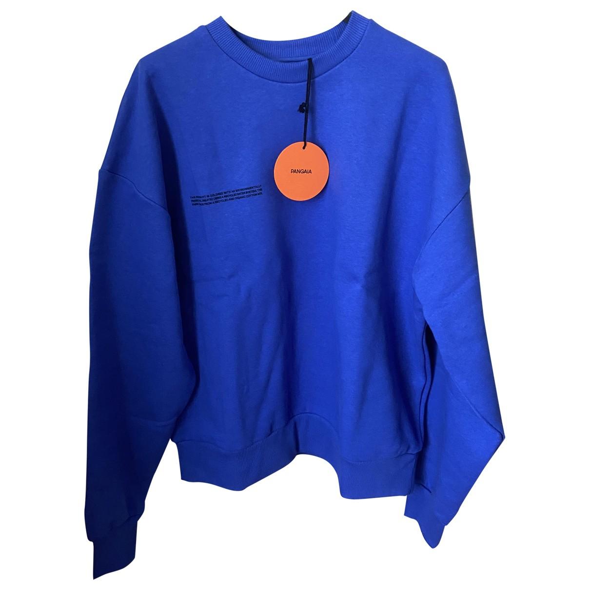 The Pangaia \N Blue Cotton Knitwear for Women M International