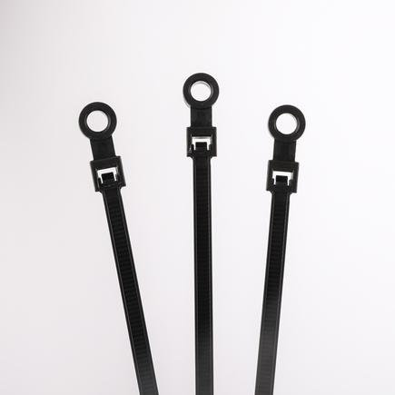 Power Products TW8BM-PP - Uv Black Nylon Cable Tie