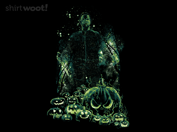 Slashin' Pumpkins T Shirt