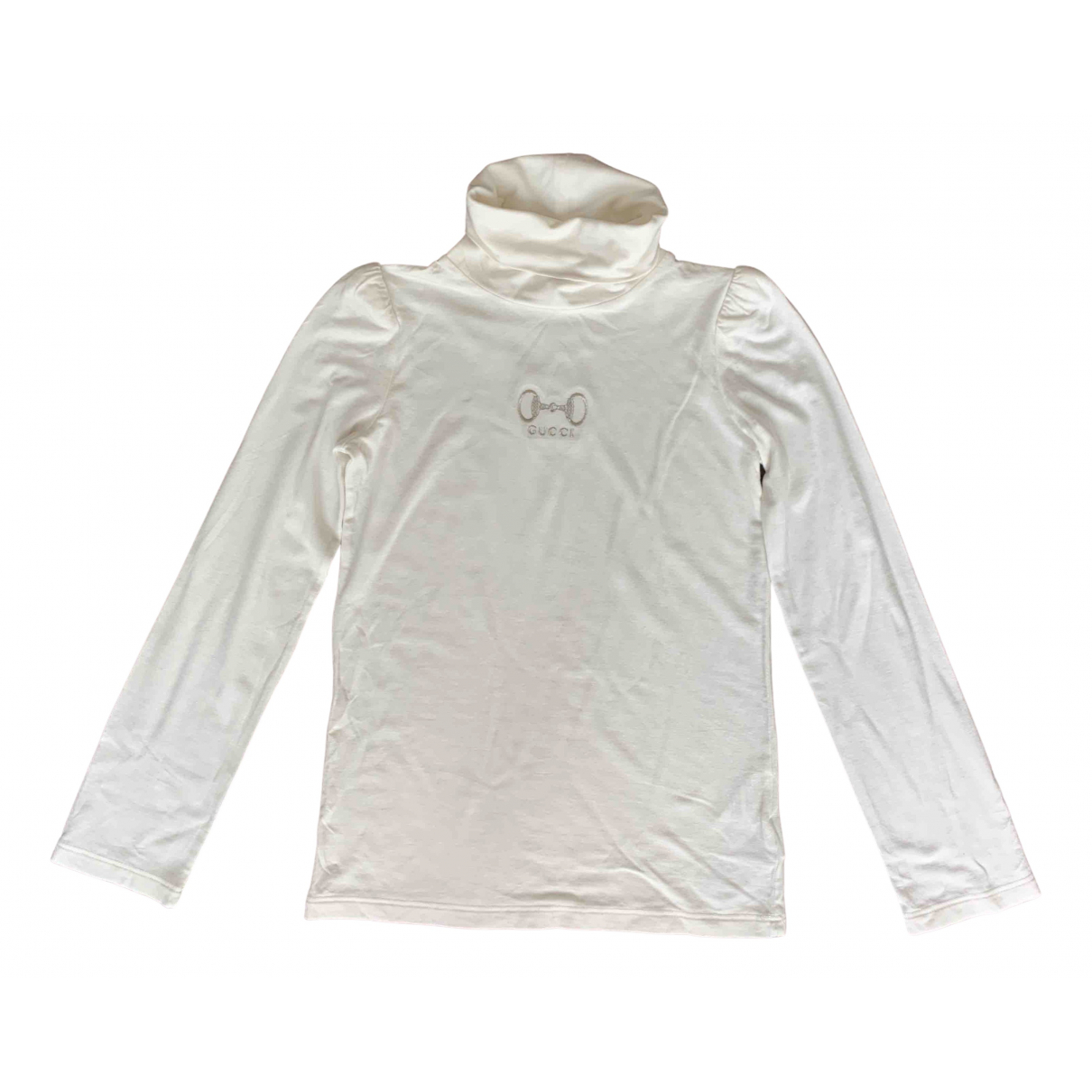 Gucci \N White  top for Kids 8 years - up to 128cm FR
