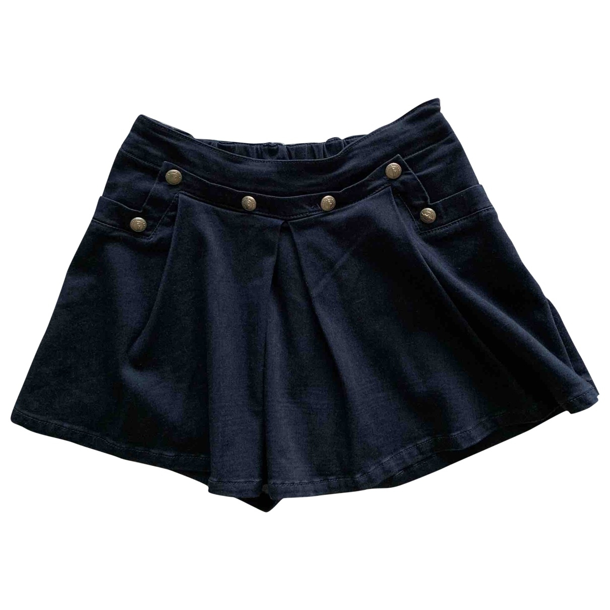 Kenzo \N Blue Cotton Shorts for Kids 14 years - S FR