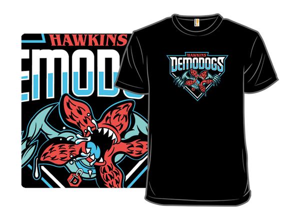 Demodogs T Shirt