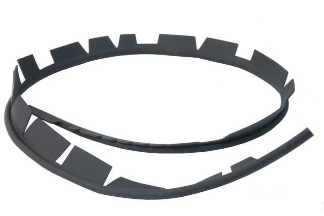 URO Parts 993-505-543-00 Bumper Seal Porsche Front Left