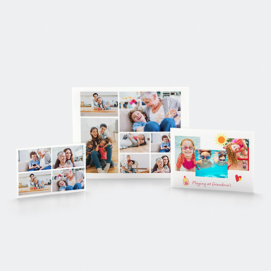 Collage Square Print(s), 4x4, Prints