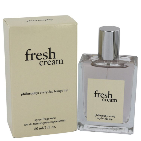 Philosophy - Fresh Cream : Eau de Toilette Spray 2 Oz / 60 ml