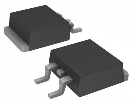 Bourns 5Ω Thick Film SMD Resistor ±5% 25W - PWR163S-25-5R00J