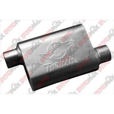 Dynomax Thrush Welded Muffler - 17660